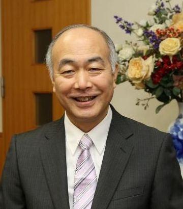 Akira Yoshino, the Principal