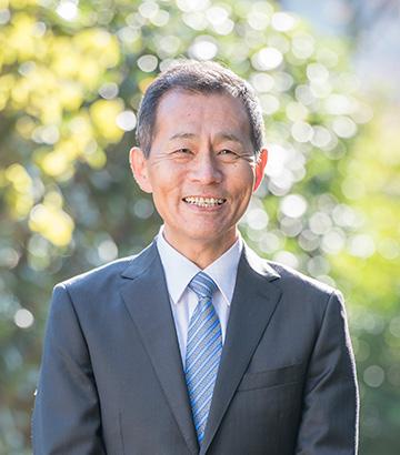 Masatoshi Ohi, the Principal
