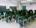 6組 英語 自教室