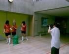 卒業アルバムのクラブ写真の撮影-2