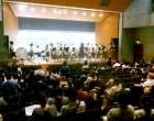 ホールではミニコンサート-1
