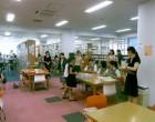 国語科 図書館スタンプラリー