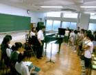 音楽科 讃美歌を歌おう