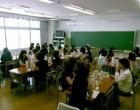 中1のクラス懇親会