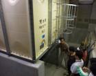 1号館地下の飲料水タンク