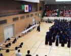 世田谷区民体育大会剣道大会開会式