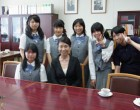 「報道の現場から」 安藤優子さんを囲む委員