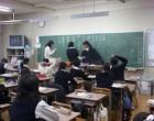 中3 学級委員選挙