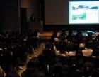 中3 ホールで沖縄の歴史