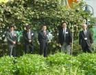 今日は岐阜県の私学の先生がいらっしゃいました