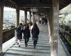 長谷寺 長〜い登廊(のぼりろう)