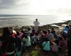 沖縄戦で多くの人々が犠牲となった米須海岸