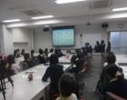 高1A組 QEP クラス内でのプレゼンテーション