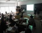 高1D組 QEP クラス内でのプレゼンテーション