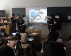 高1E組 QEP クラス内でのプレゼンテーション