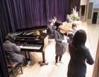 奏楽 ピアノ四重奏