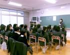 1年1組 英語の授業
