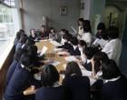 高2 修学旅行委員の初会合